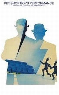 Cover Pet Shop Boys - Performance [DVD]